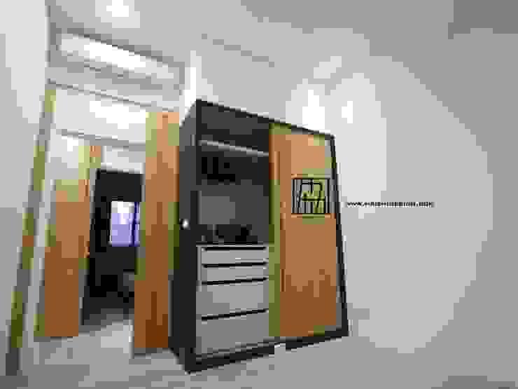 次臥室 根據 協億室內設計有限公司 日式風、東方風