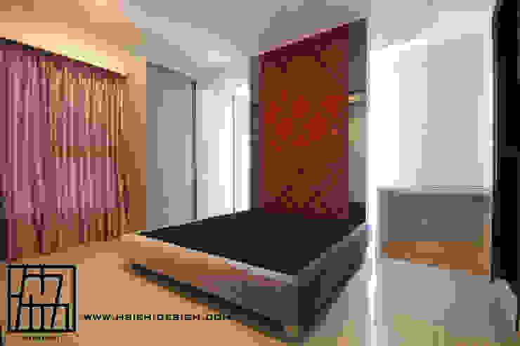 主臥室 根據 協億室內設計有限公司 現代風