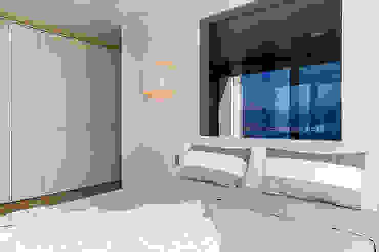 Portfolio Stefano Pedroni Camera da letto minimalista