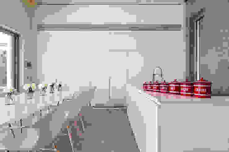 Portfolio Stefano Pedroni Cucina minimalista