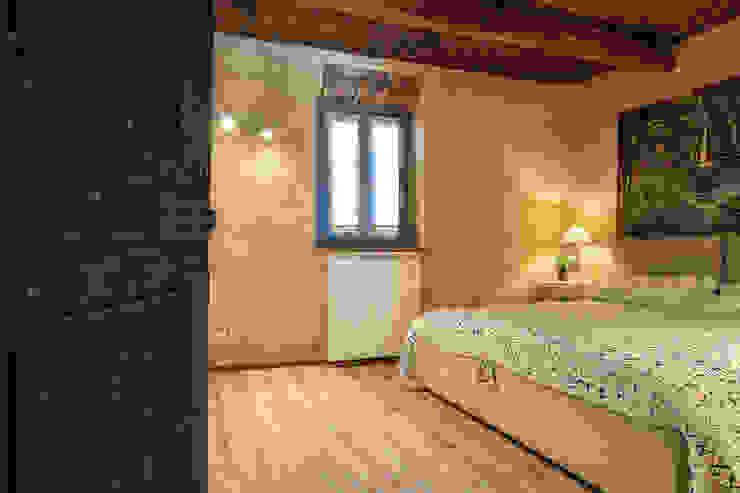 Portfolio Stefano Pedroni Camera da letto rurale