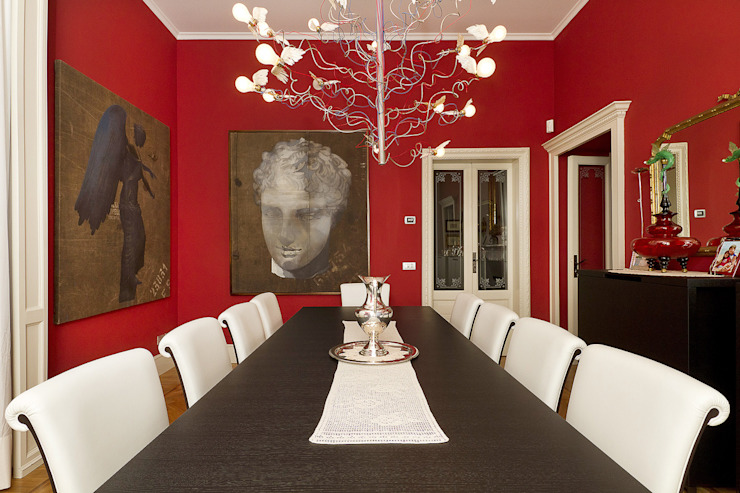 Stefano Pedroni Classic style dining room