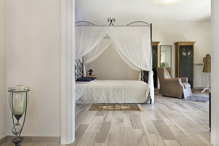 Stefano Pedroni Country style bedroom