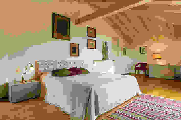 Portfolio Stefano Pedroni Camera da letto in stile mediterraneo