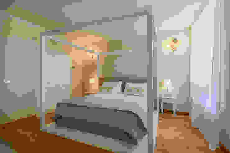 Portfolio Stefano Pedroni Camera da letto in stile rustico
