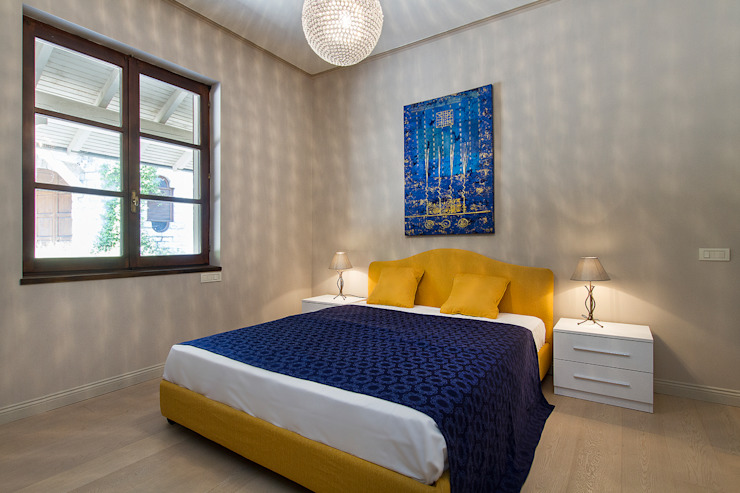 Stefano Pedroni Modern style bedroom
