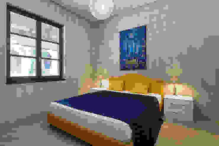 Portfolio Stefano Pedroni Camera da letto moderna