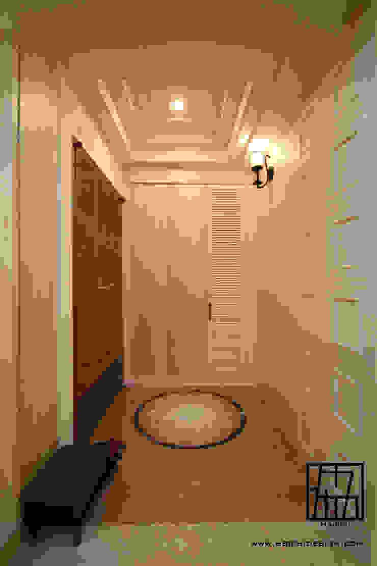 玄關 斯堪的納維亞風格的走廊,走廊和樓梯 根據 協億室內設計有限公司 北歐風