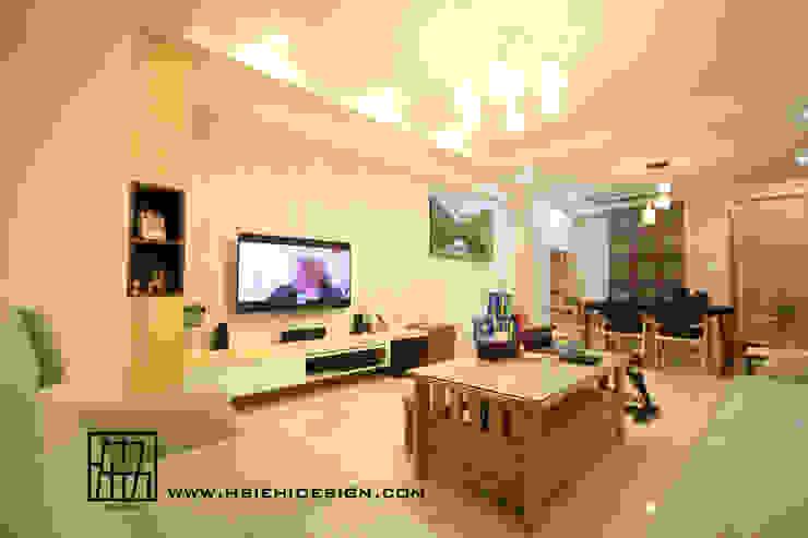 客廳 根據 協億室內設計有限公司 北歐風