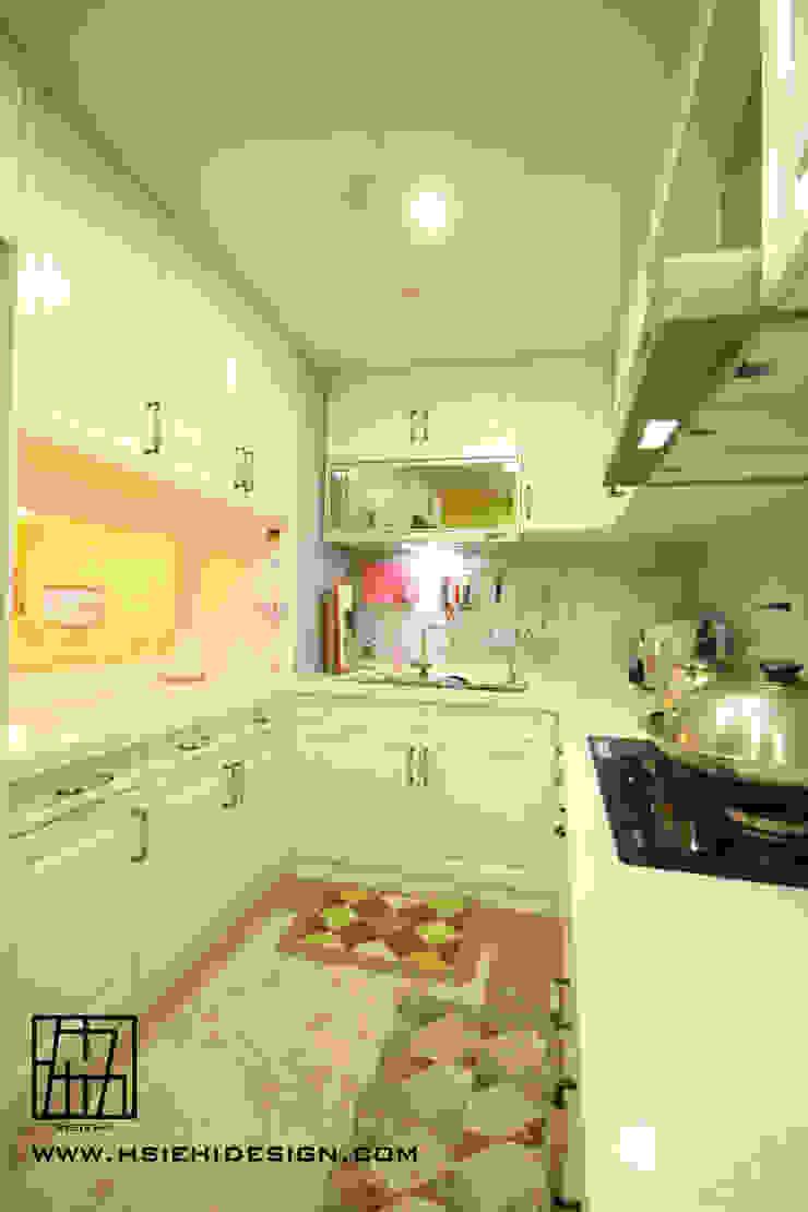 廚房 根據 協億室內設計有限公司 北歐風