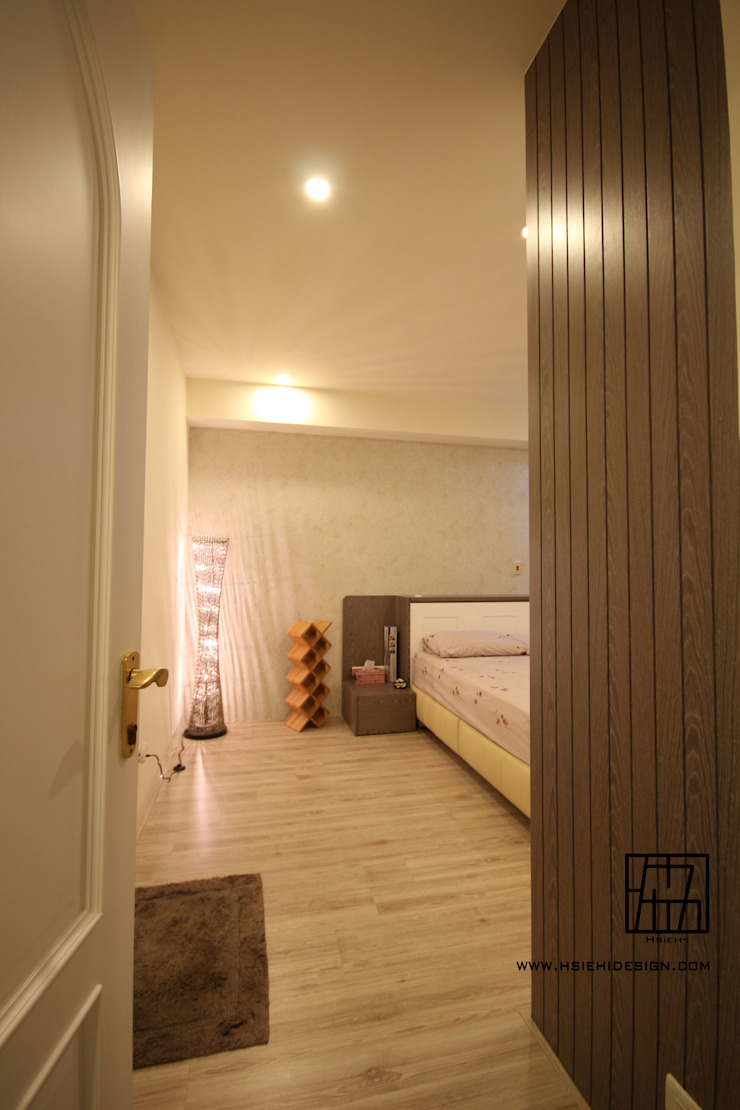 主臥室 根據 協億室內設計有限公司 北歐風