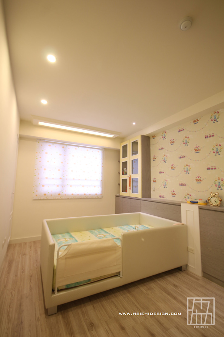 小孩房 根據 協億室內設計有限公司 北歐風