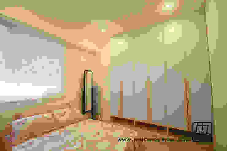 次臥室 根據 協億室內設計有限公司 北歐風
