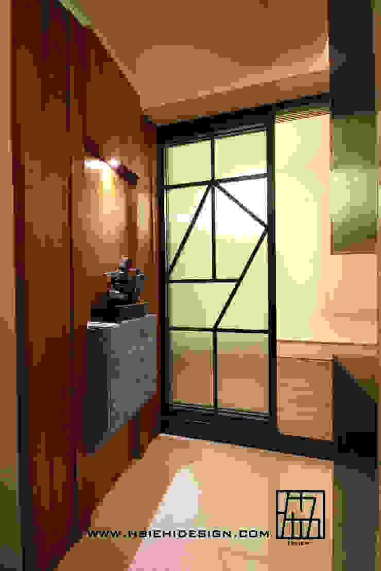 李字型拉門 根據 協億室內設計有限公司 日式風、東方風