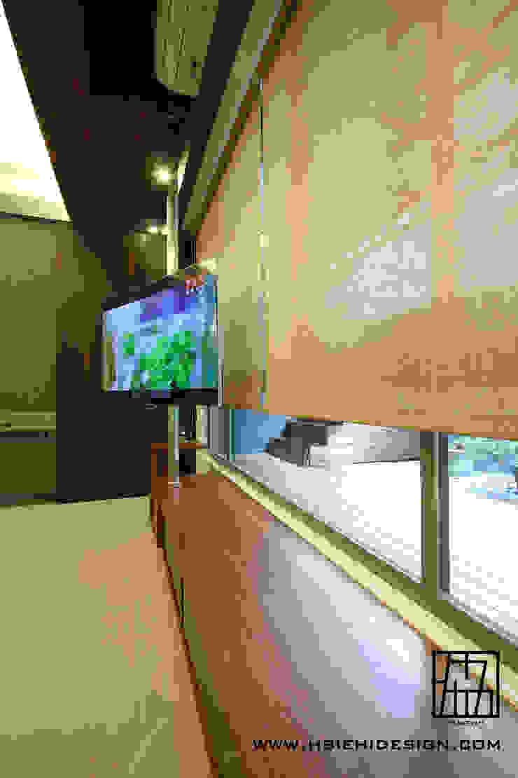 旋轉電視柱 根據 協億室內設計有限公司 日式風、東方風