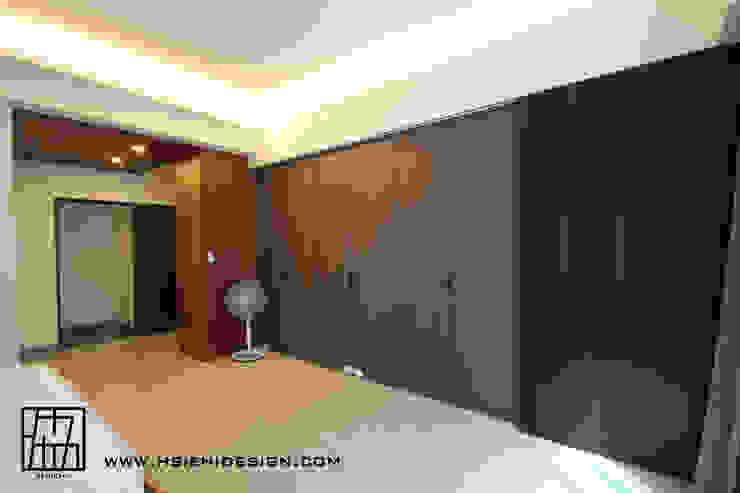 主臥室衣櫃 根據 協億室內設計有限公司 日式風、東方風