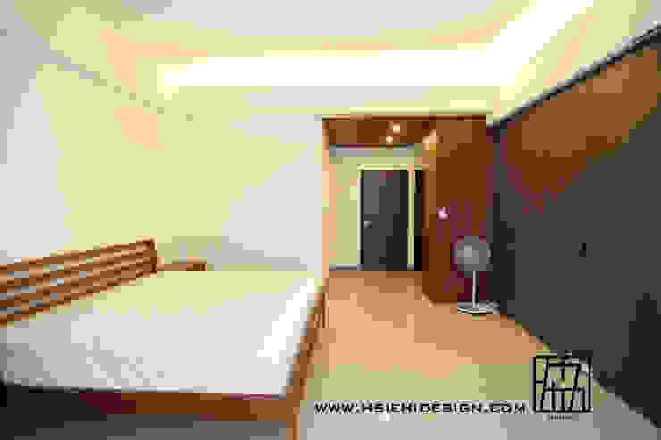 主臥室 根據 協億室內設計有限公司 日式風、東方風