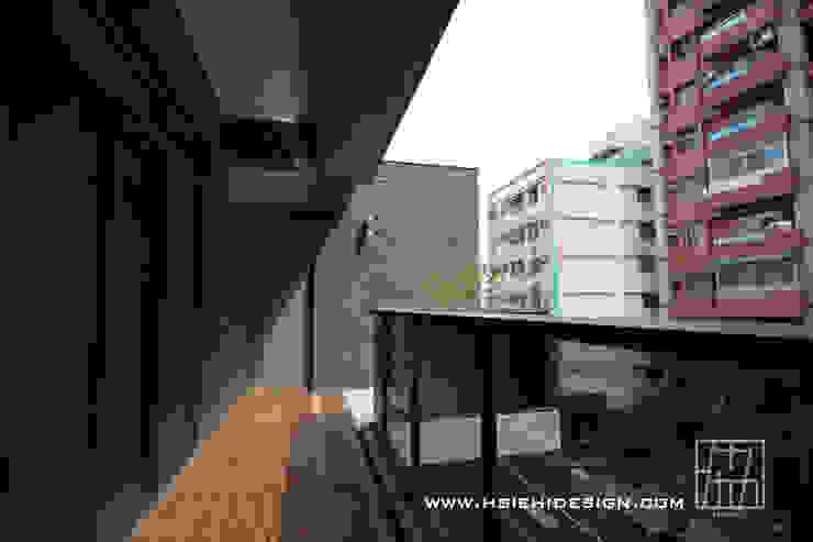 次臥室陽台 根據 協億室內設計有限公司 日式風、東方風
