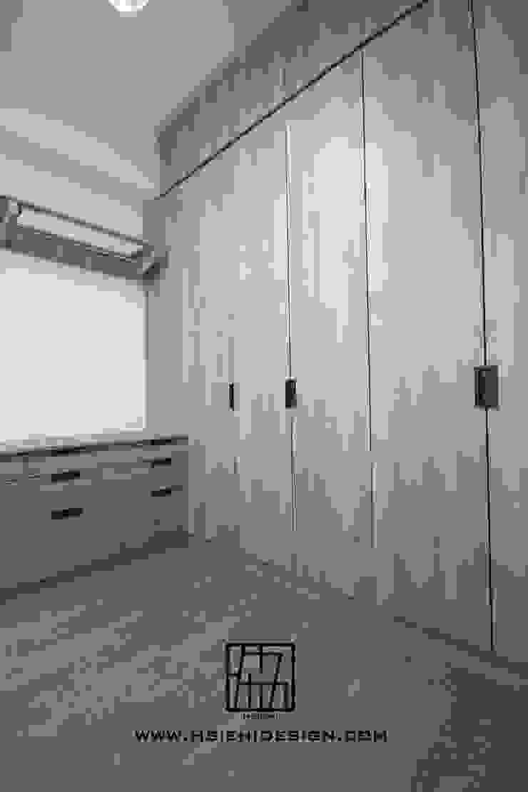 更衣室 根據 協億室內設計有限公司 日式風、東方風