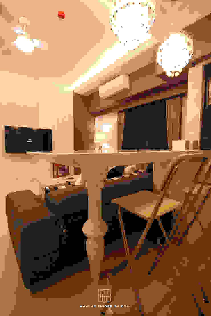 餐桌設計 根據 協億室內設計有限公司 古典風