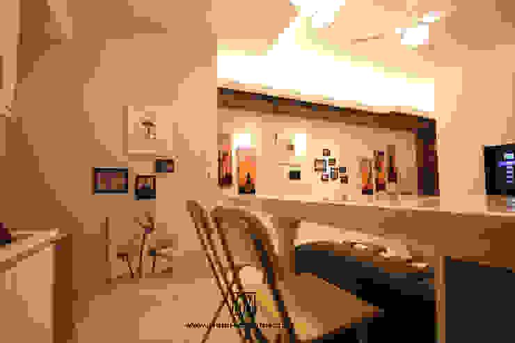 餐廳 根據 協億室內設計有限公司 古典風