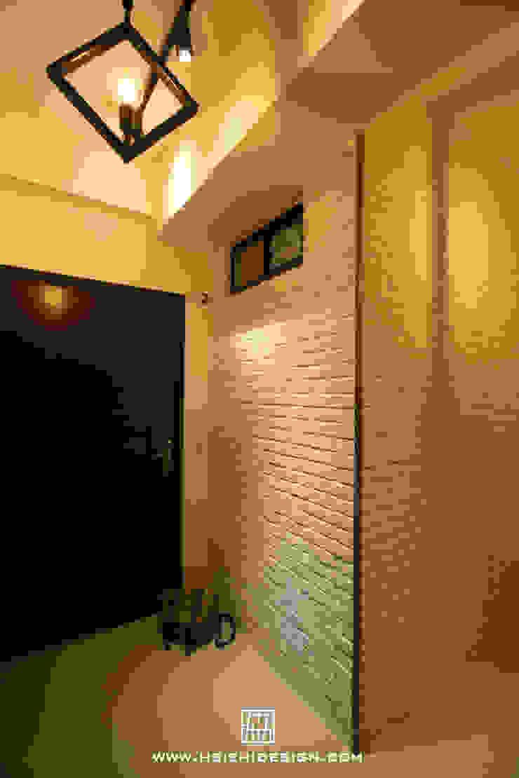 玄關 工業風的玄關、走廊與階梯 根據 協億室內設計有限公司 工業風