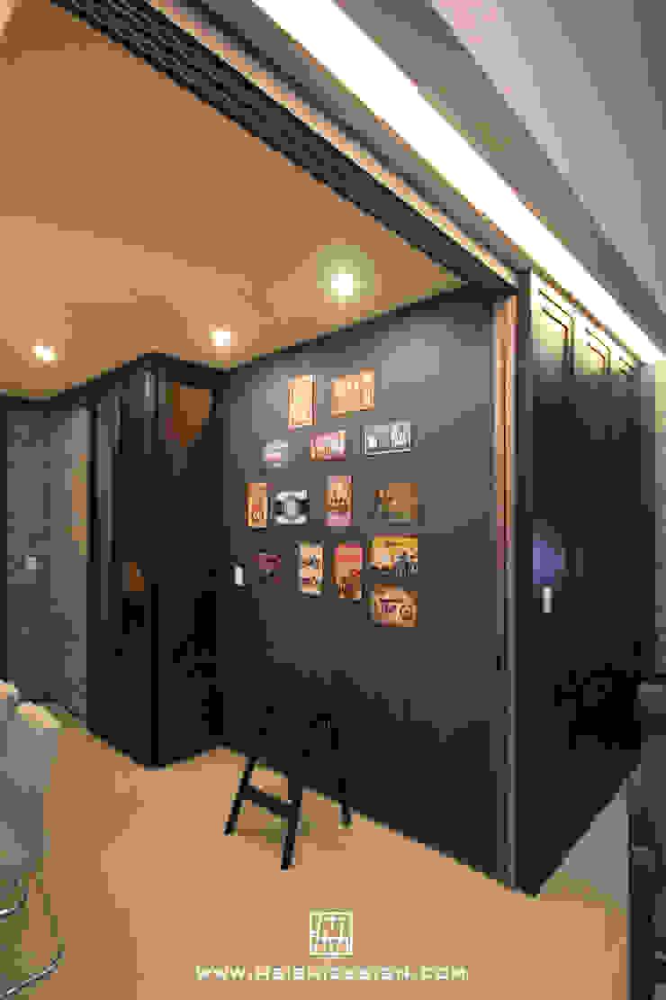 牆面設計 根據 協億室內設計有限公司 工業風