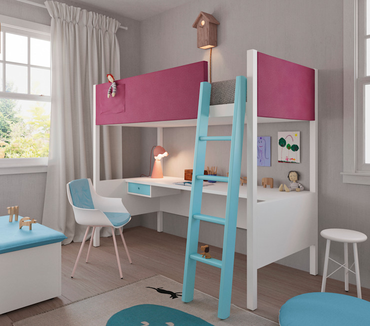 Nursery/kid's room by Nidi