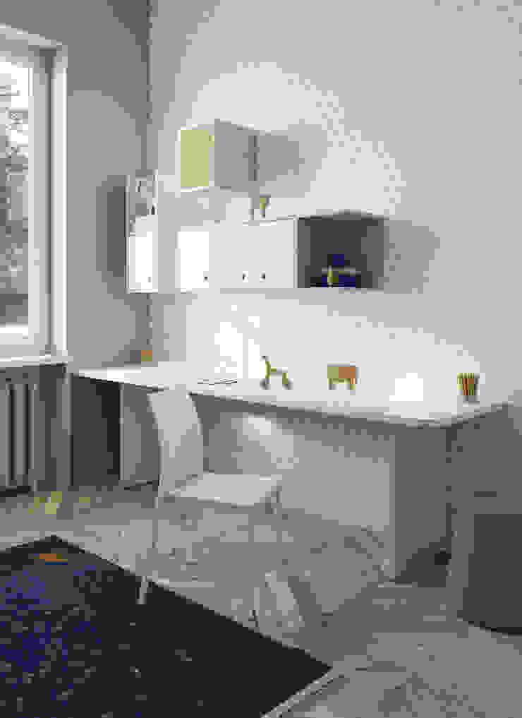Nidi Modern Kid's Room Engineered Wood Purple/Violet