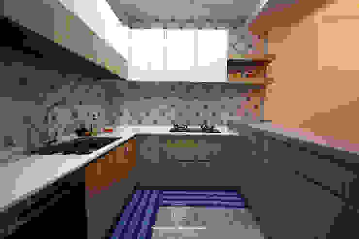 廚房 根據 協億室內設計有限公司 鄉村風