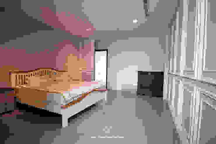 主臥室 根據 協億室內設計有限公司 鄉村風
