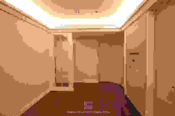 主臥室 根據 協億室內設計有限公司 古典風