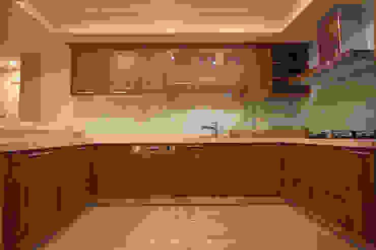 廚房 根據 協億室內設計有限公司 古典風
