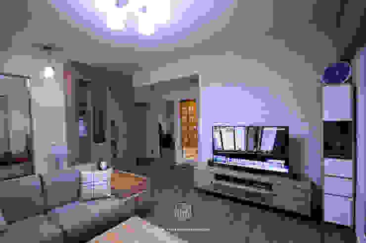 客廳 根據 協億室內設計有限公司 日式風、東方風
