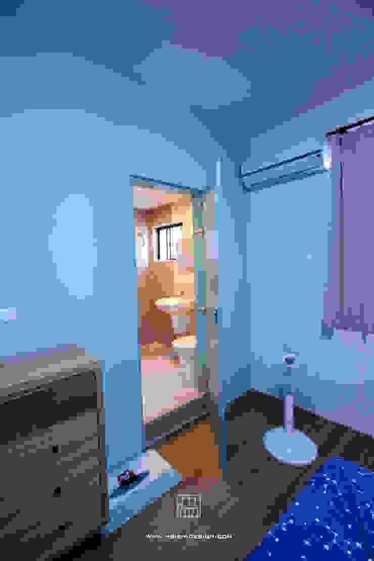 浴室隱藏門 根據 協億室內設計有限公司 日式風、東方風