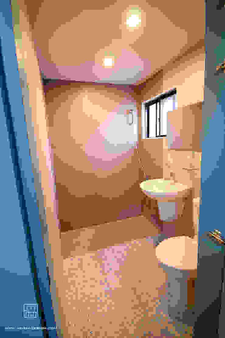 浴室 根據 協億室內設計有限公司 日式風、東方風