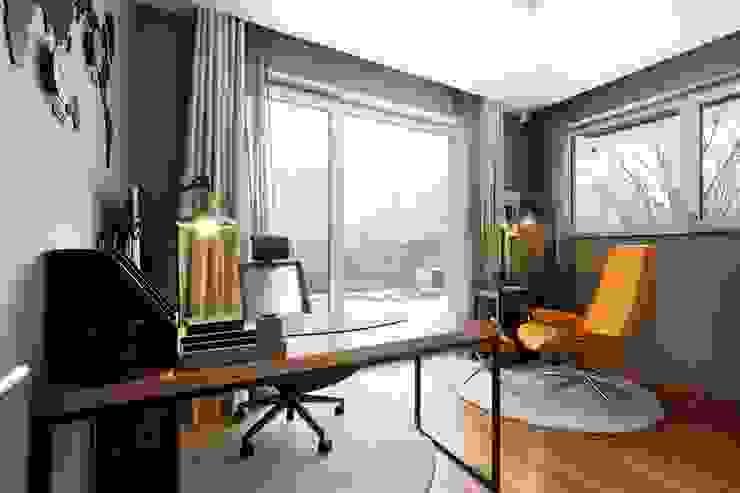 Study/office by 위즈스케일디자인, Modern