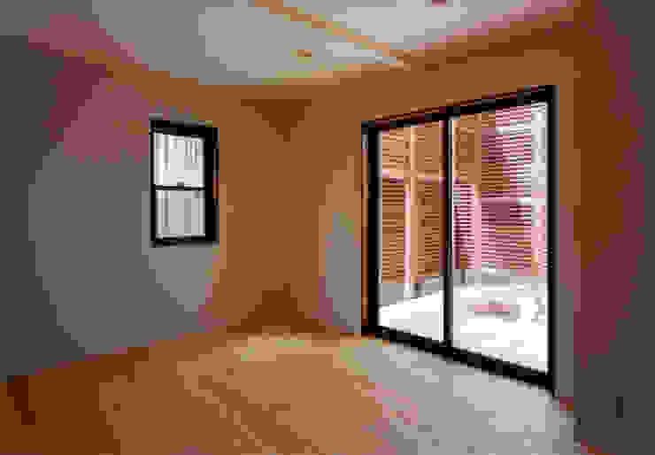 豊田空間デザイン室 一級建築士事務所 Dormitorios de estilo moderno