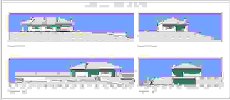 Alzati allo stato orginario di Studio d'Architettura TAUNISIO Eclettico