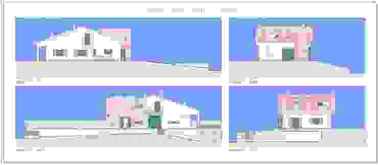 Alzati allo stato finale di Studio d'Architettura TAUNISIO Eclettico