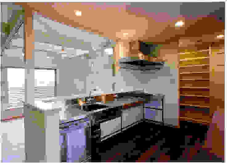 Кухни в эклектичном стиле от 豊田空間デザイン室 一級建築士事務所 Эклектичный