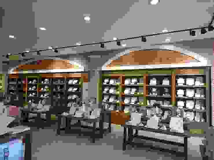 KARACA MAĞAZA Lux Tasarım Ofisi Rustik