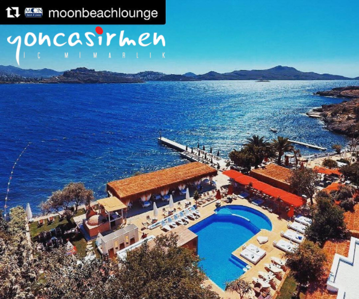 Moon Beach & Hotel 2 Yonca Sirmen İç Mimarlık