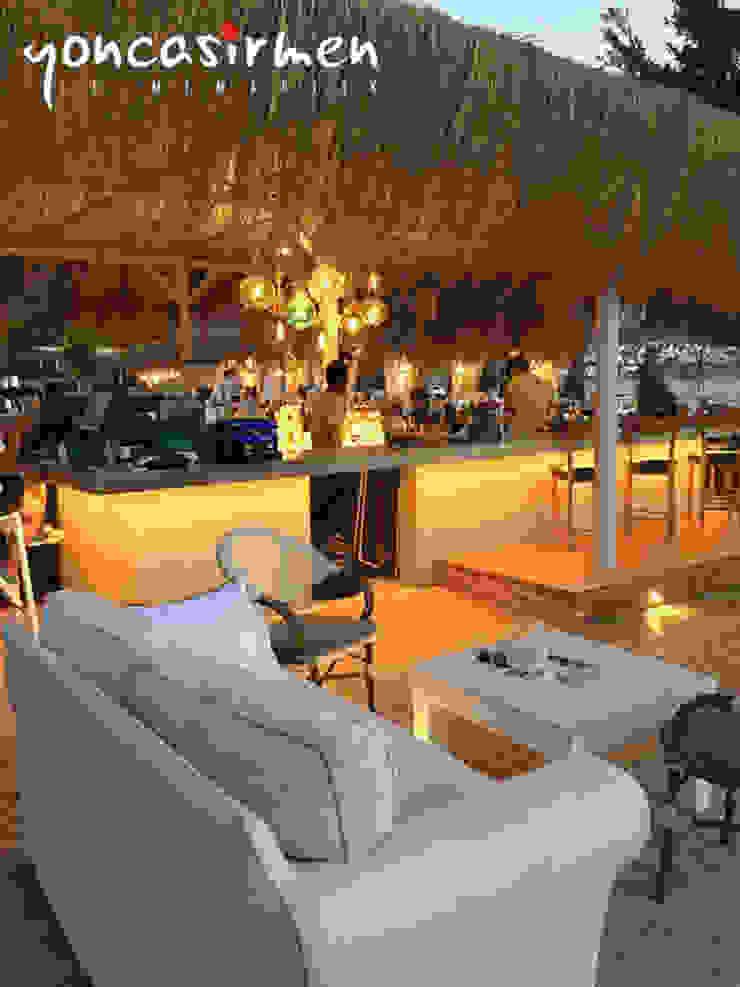 Moon Beach Club & Hotel Yonca Sirmen İç Mimarlık