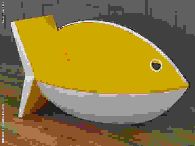 Koi fish couch: modern  by Preetham  Interior Designer,Modern