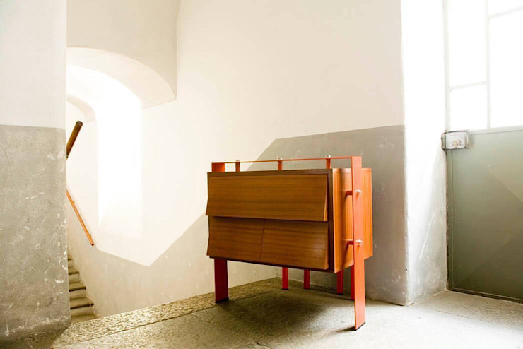 de Fabrizio Alborno Studio di Architettura ALBORNO\GRILZ Moderno