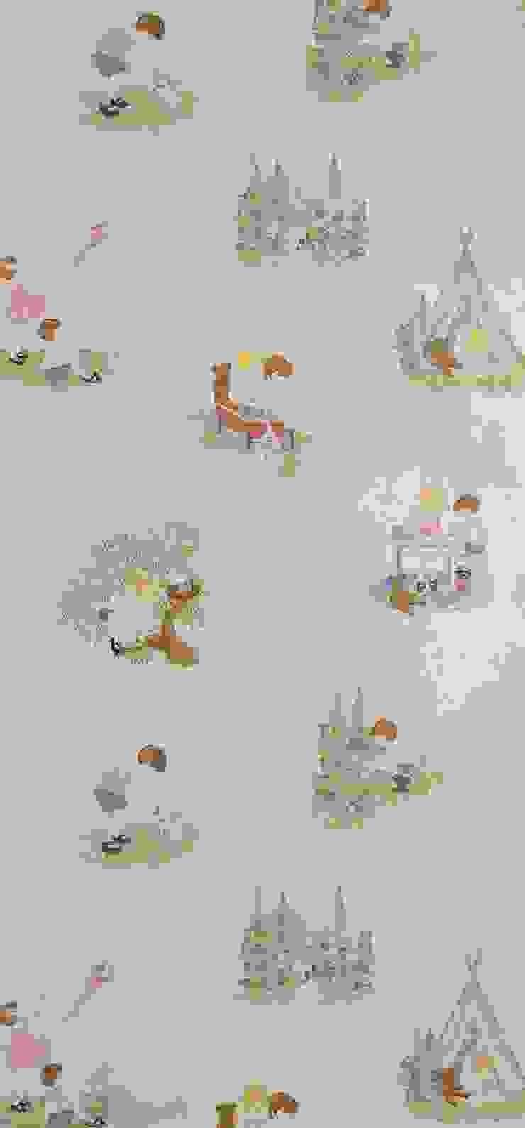 PLAYTIME Wallpaper 10m Ropll de Hevensent Clásico