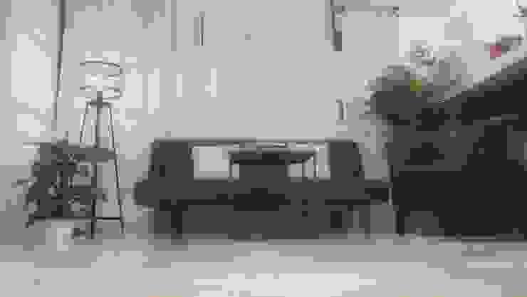 de Studio di Architettura Fabiola De Battista Nicola Collazuol - Atelier 2IN1 Minimalista