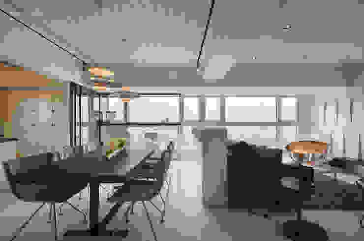 藏蘊-黑白琴鍵 根據 拾雅客空間設計 現代風