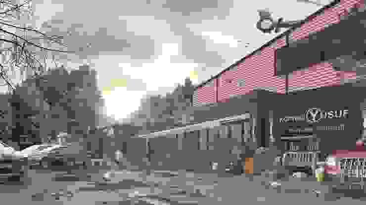 Fabrika & Ofis Meteor Mimarlık & Tasarım Kırsal/Country